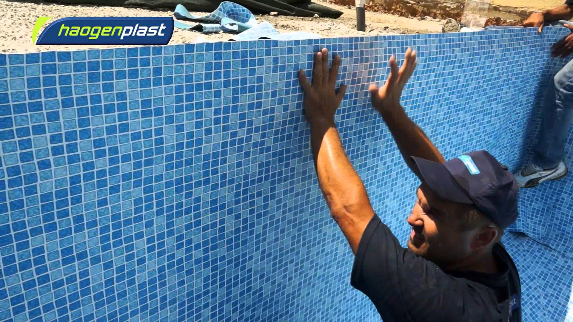 How to find leaks in pool liners - How to fix a hole in a swimming pool ...