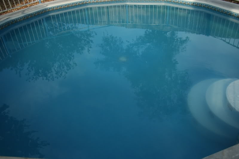 How to fix and clear cloudy pool water - How long after you shock a pool can you swim ...