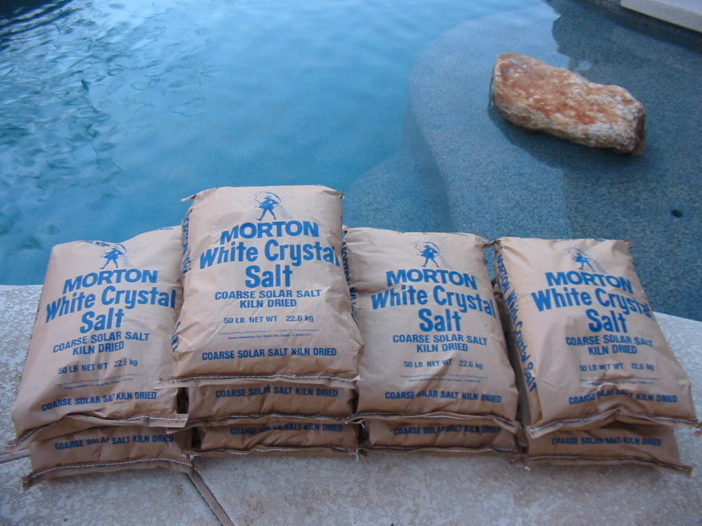 How Many Bags Of Salt Are Needed To Startup A Pool?